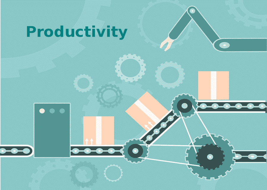 10 Steps to Increase Productivity and Sustain it