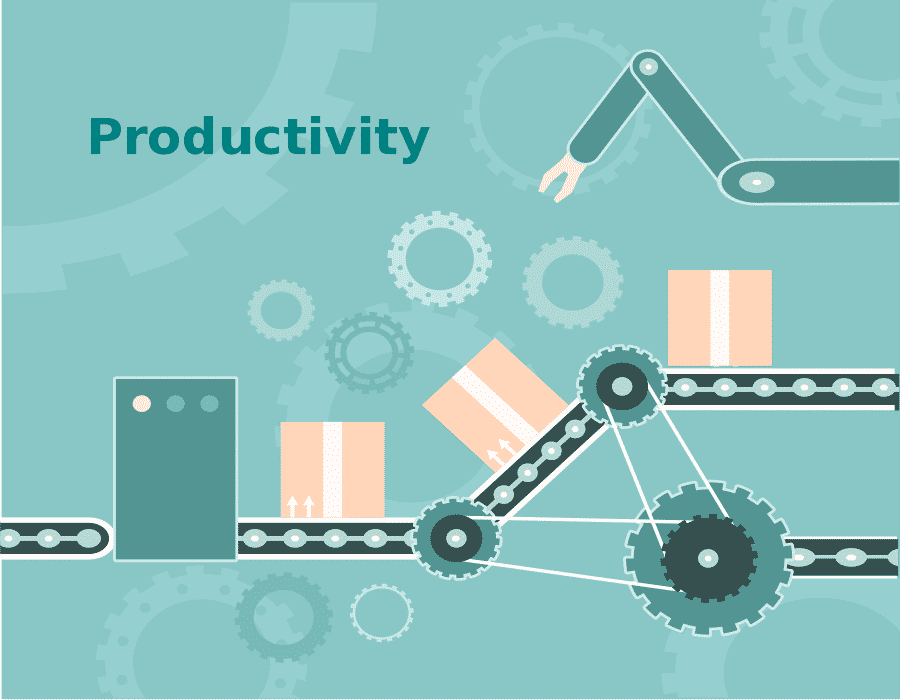 Most comprehensive article which deals with productivity definition, productivity importance and 10 steps of achieving productivity
