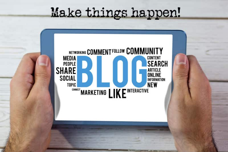 Blogging - Digital Marketing Channel for Humanising Brand