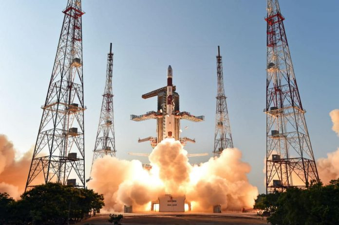 India own navigational satellite system IRNSS NaVIC