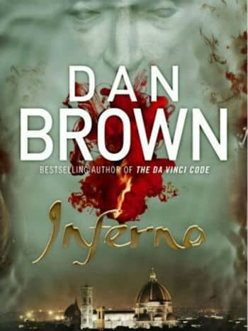 Inferno by dan brown - Book reference for how to start the habit of reading