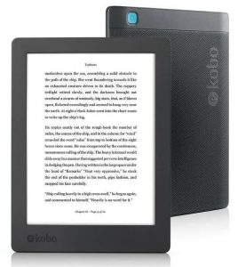 Kobo Aura H2O Edition ebook reader