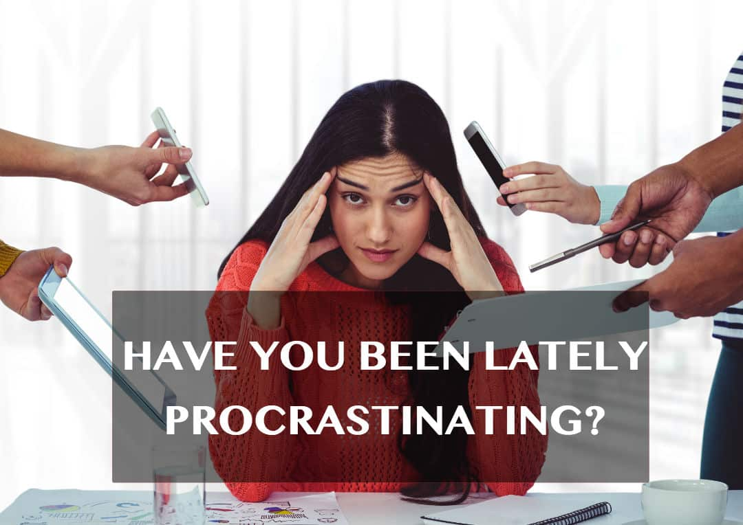 A procrastinator always stands in the firing line. Understand Qs like- What is procrastinate? Why do people procrastinate? How to overcome procrastination?