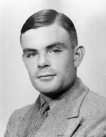 Alan Turing Apple Connection