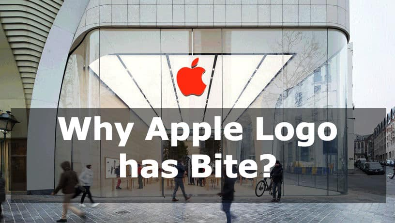 Do you know the #history of #Apple Logo #Evolution? Why Apple Logo has a bite? Busting the myths around