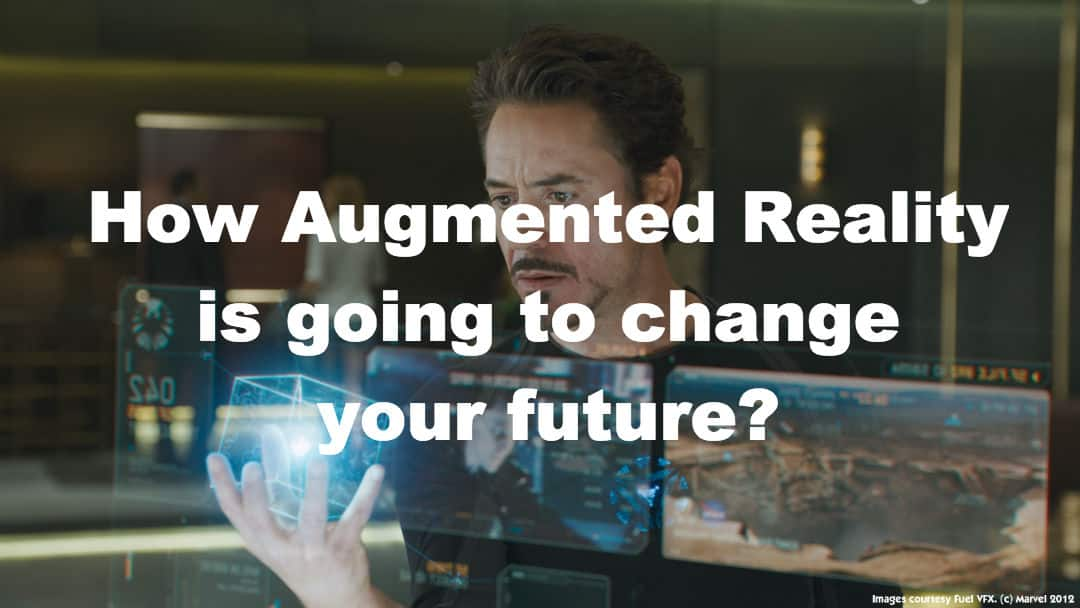 What is Augmented Reality or AR? Why are some of the big companies spending billions on Augmented Reality? Learn AR with real life examples