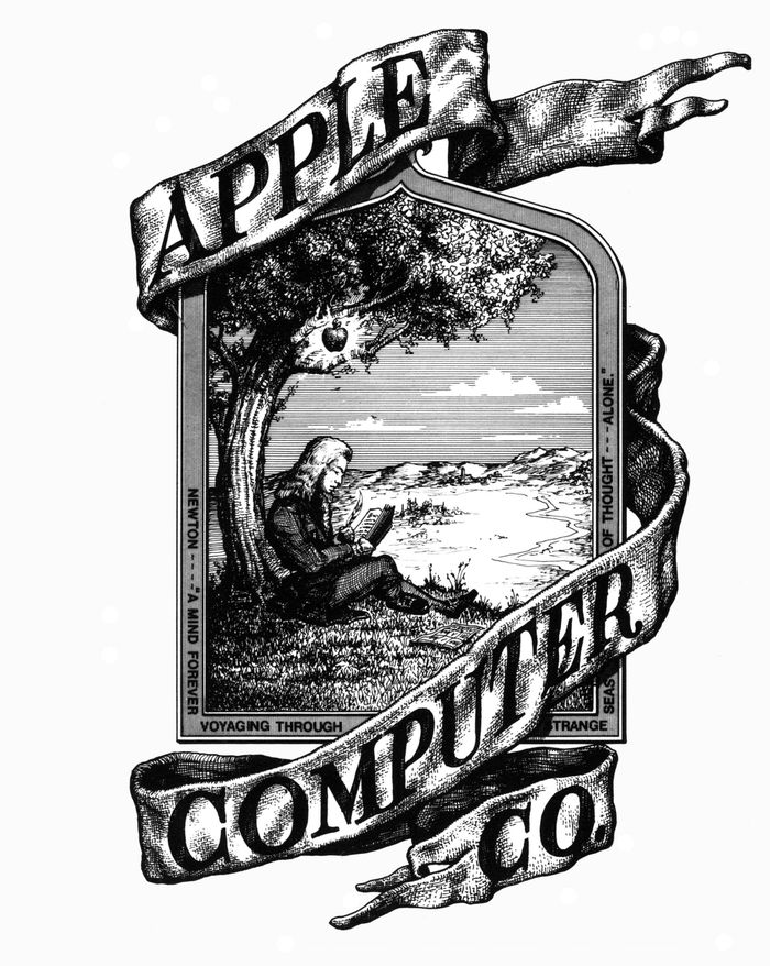 Frist Apple Logo