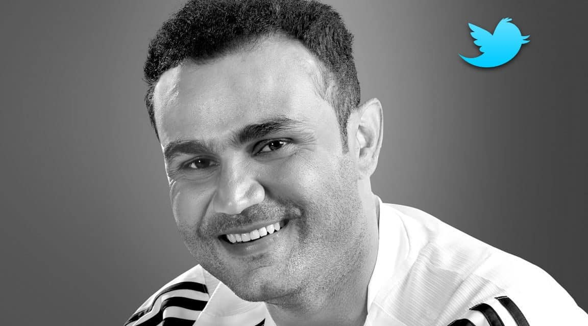 How did Virender Sehwag make 3.3 Million Rupees by Tweeting?