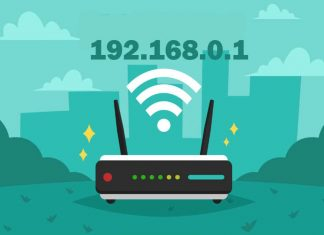 192.168.0.1 Default Ip address of DLink and Netgear router