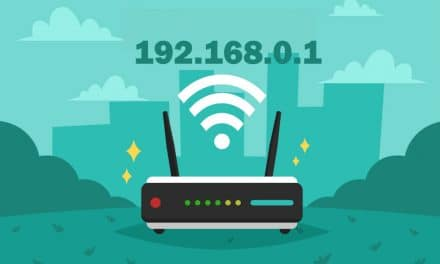 192.168.0.1 – Default IP Address for Router Configuration