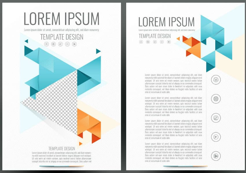 Lorem Ipsum text usage in layouts