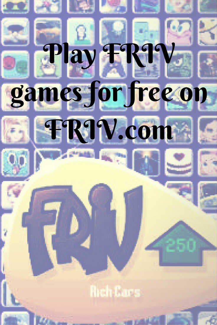 Play exciting games on www.friv.com for free. Find popular FRIV Games on FRIV for school children, girls, and adults
