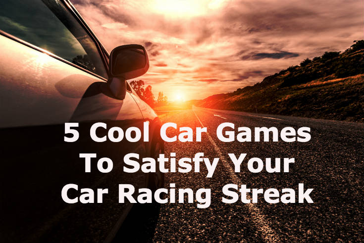 Play these 5 Cool Car Games to satisfy your racing streak - Madalin Stunt Cars 2, Training Race, Police vs Thief, etc.