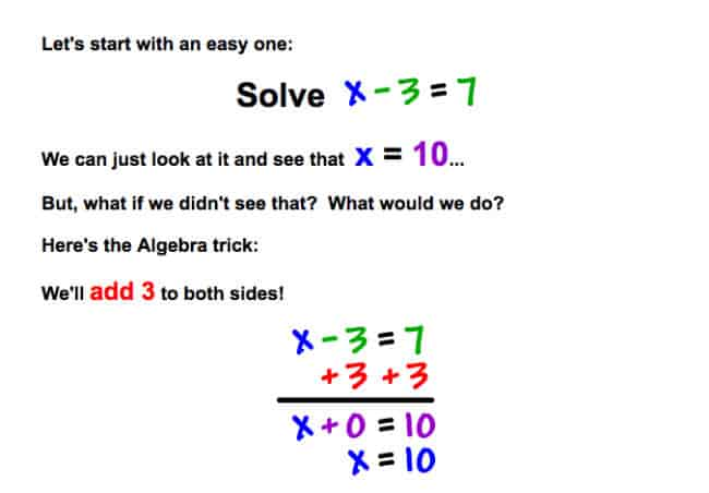 Cool Math Easy Problem