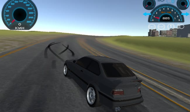 Drift Runner 3D free Car Games online for drifting