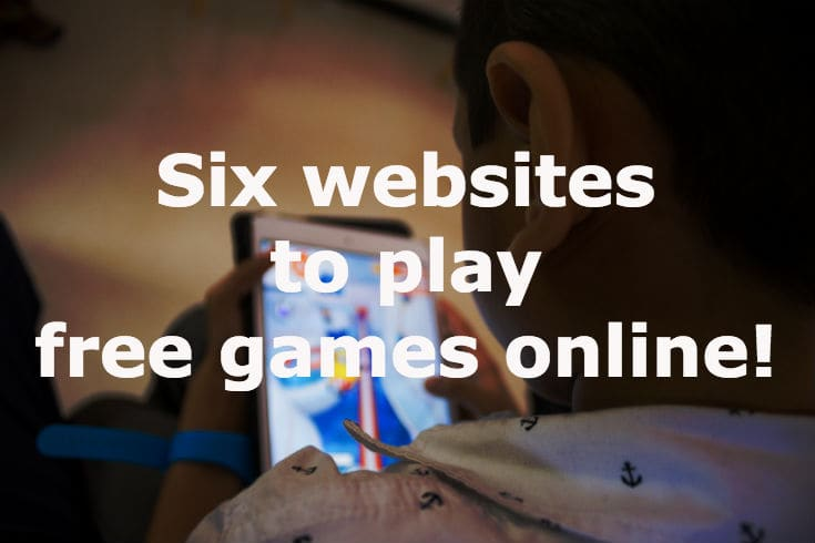 Six free online games websites to play free games online. Play Single Player, Multiplayer, Frivolous and Math online games free