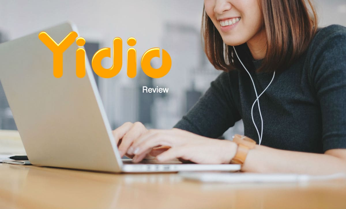 Yidio review for website and Yidio app