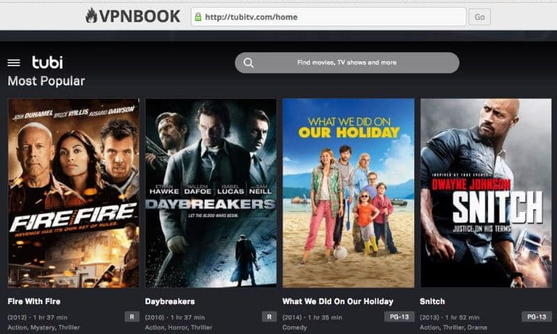 TubiTV Review - Is The Service Good for Watching Free Movies