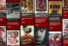 Classic Cinema Online Review