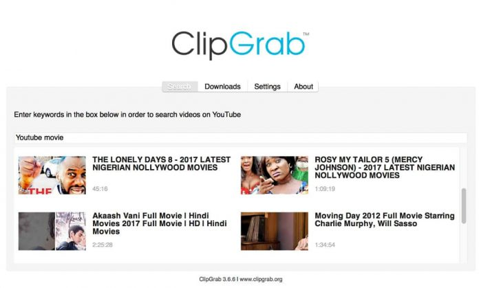 ClipGrab Review