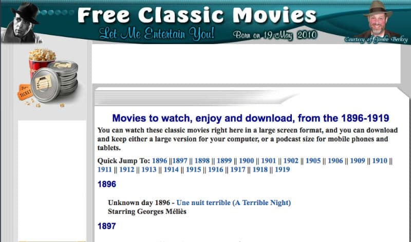 Free Classic Movies - Download Free movies