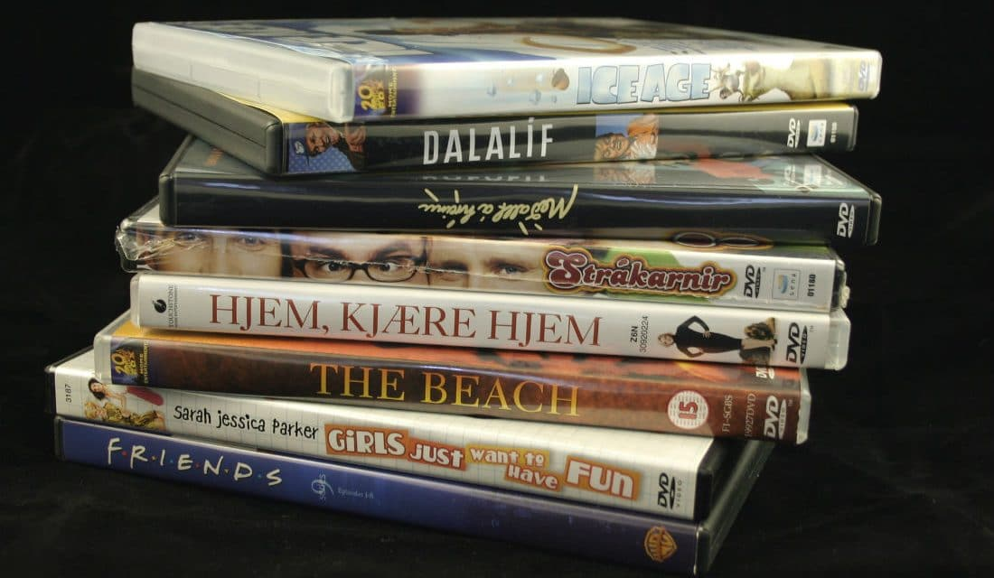 3 Ways of Getting Free DVD Rentals