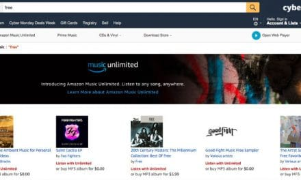 How to download free songs from Amazon.com?