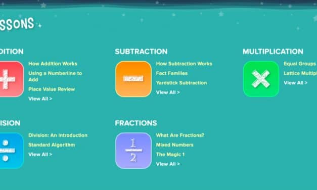 Math Lessons available for kids below 12 years on CoolMath4Kids Website