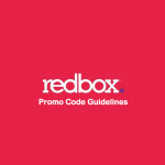 Redbox Promo Code Guidelines to Rent Free Movies