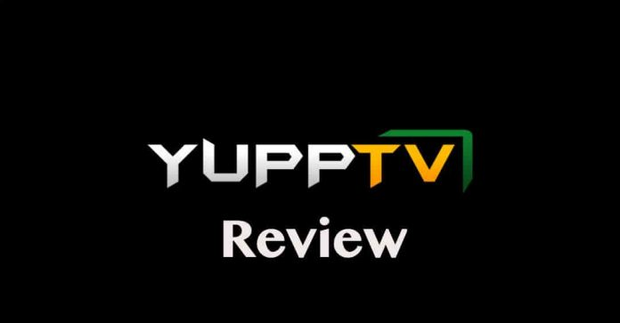 Review of Yupp TV