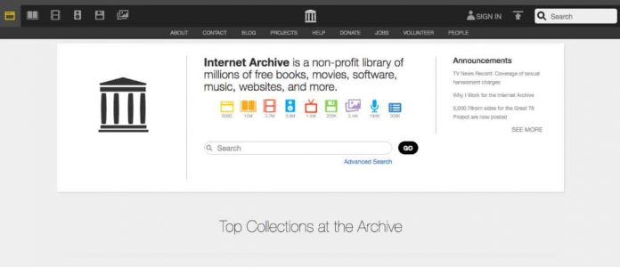 Internet Archive Music Review