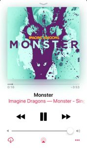 Monster by Imagine Dragons