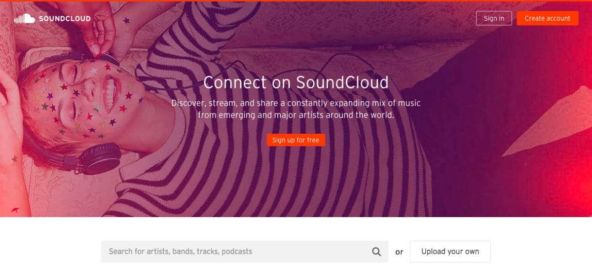 SoundCloud Review – The best free offline music streaming service