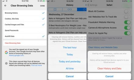 How to Clear Browser History on iPhone?