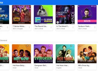 hungama music review