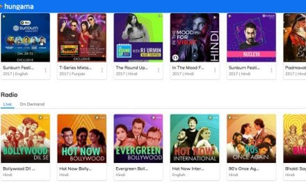 Hungama Music Review – Has Potential but Too Many Options are Killing it