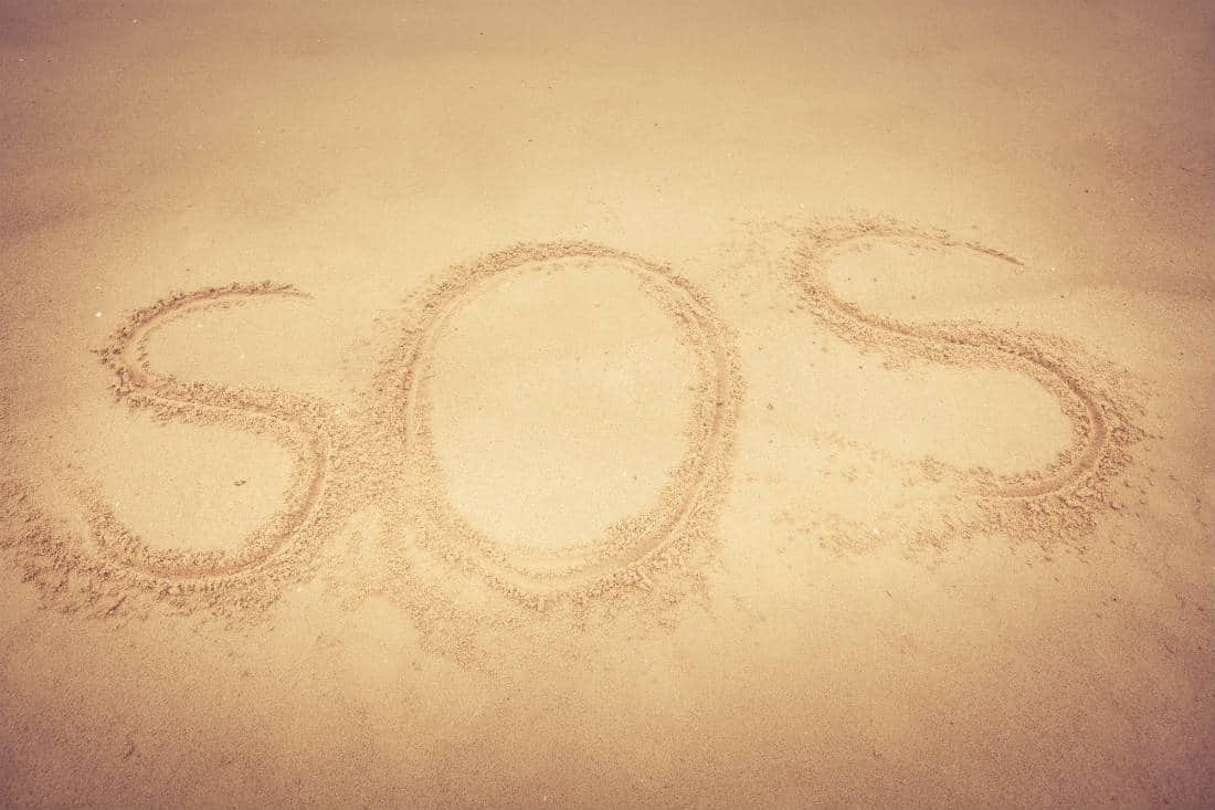 SOS or S.O.S cannot be even considered an acronym entirely. It initially was invented by Germans in the form of Morse code in 1905 through a set of wireless radio regulations to send a message. This slang is the abbreviated term for the phrases – Save Our Souls and Save Our Ship.