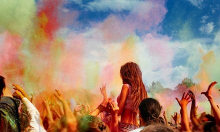The Best Place to Celebrate Holi in India