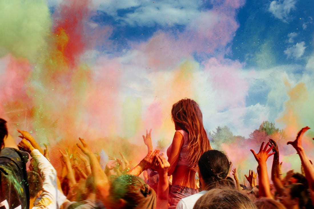 Holi is a celebration of the victory of good over evil. The best place to celebrate Holi in India will depend on how would you want to experience it. Barsana & Nangaon is famous for Lathmaar Holi, Mathura & Vrindavan is known for colourful Holi, Other places are Udaipur, Goa, Hampi, etc.