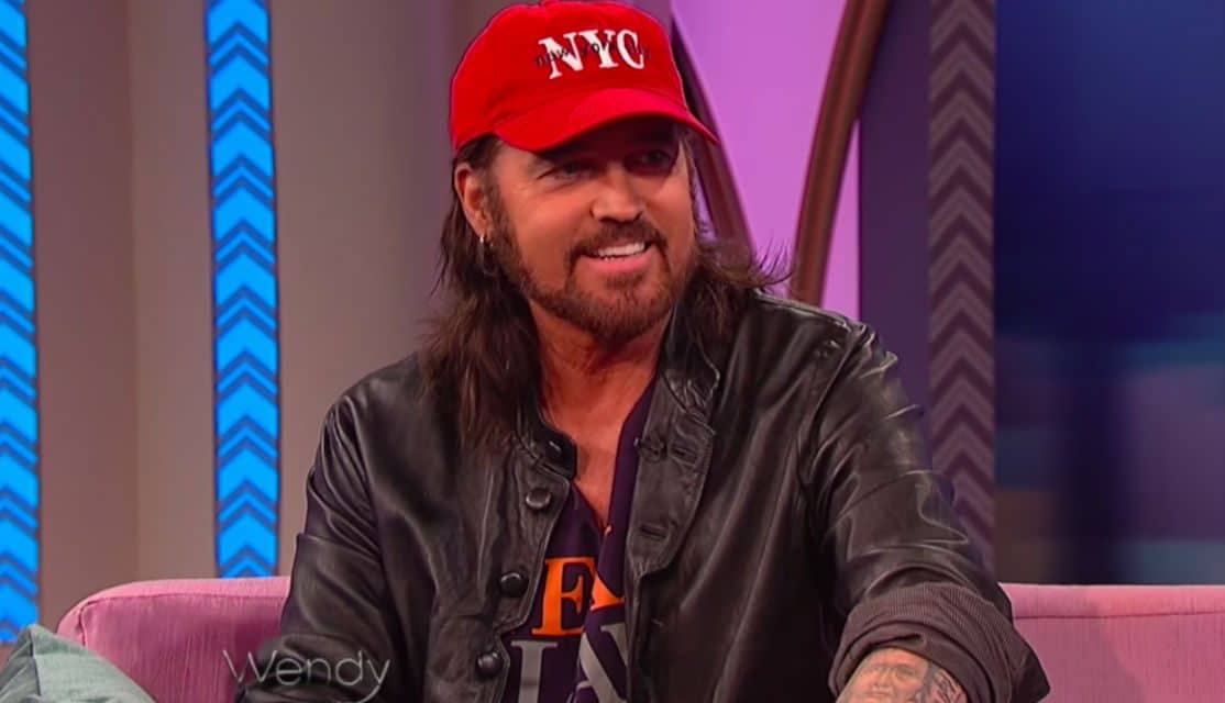 What is Billy Ray Cyrus Net Worth?