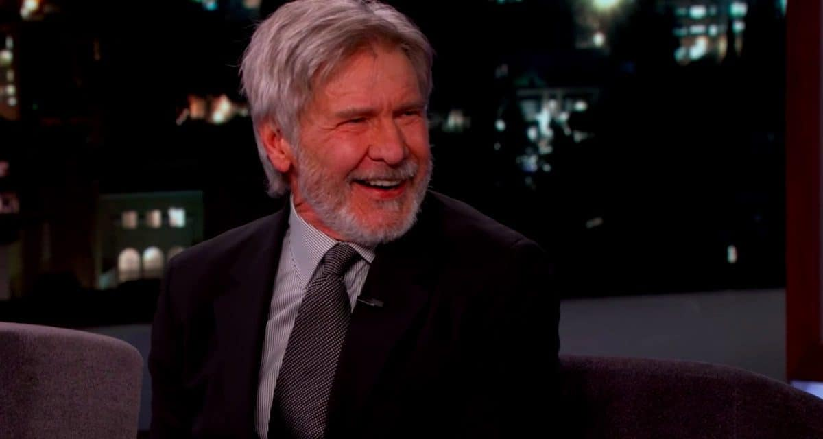 What is Harrison Ford's Net Worth after Star Wars: The Force Awakens?