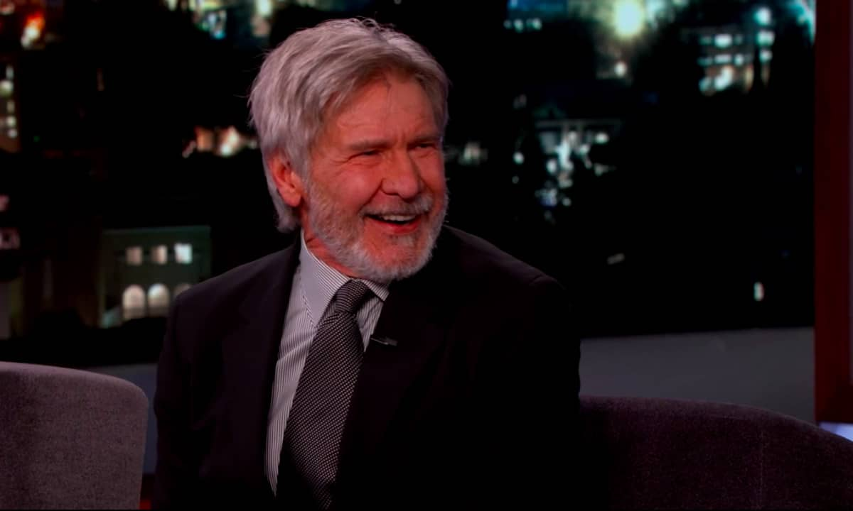 Harrison Ford's Net Worth - Estimated to be between $230