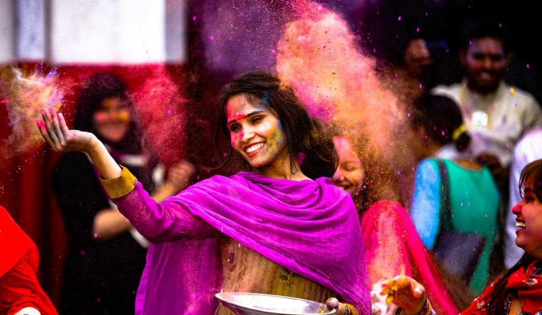 Holi Guide 2018 – All You Need to Know About this Colourful Festival