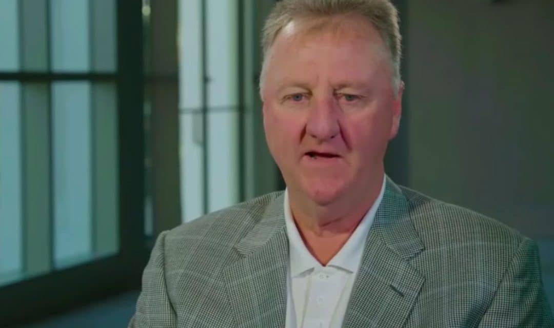 What is the net worth of Larry Bird, One of the most known players in Basketball