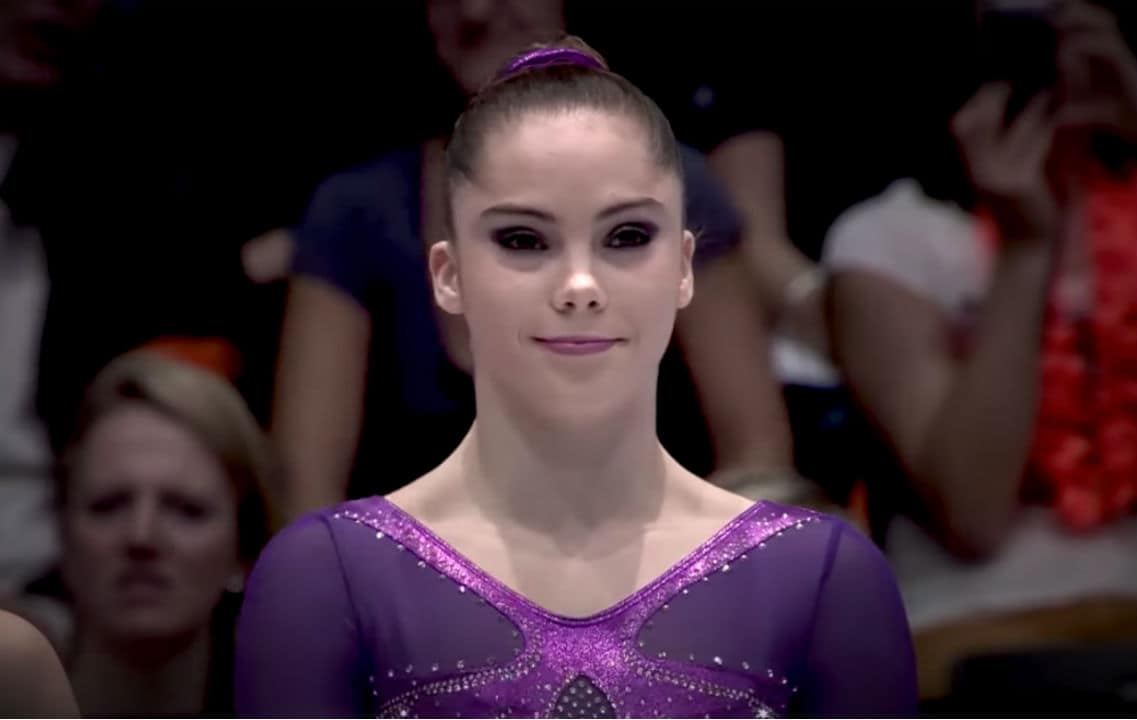 The artistic gymnast from America, McKayla Maroney's net worth stands at $4 Million. Maroney has tasted success at a very young age. She started quite early and has been doing gymnastics right from the age of four. She gets earnings from her career as a 'gymnast', or from endorsements (Adidas), etc.