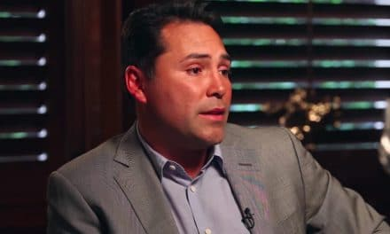 What is Oscar De La Hoya's Net Worth?