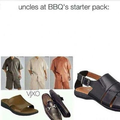 uncle's BBQ starter pack