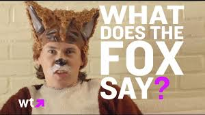 ylvis what does the fox say meme