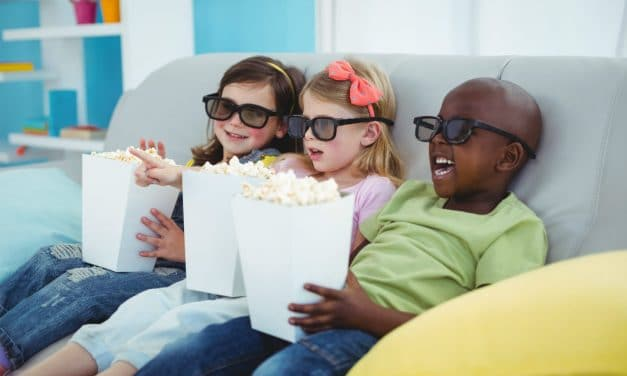 A List of The Top 10 Best Kids Movies of All Time