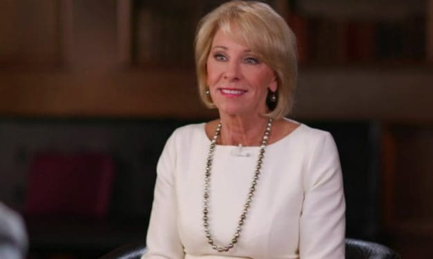 The Richest in Trump's Cabinet: Betsy DeVos Net Worth is a Massive $1.3B